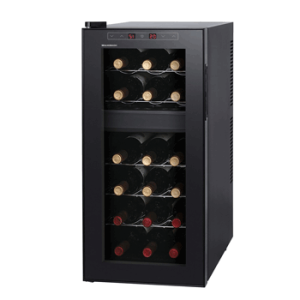 HOMEIMAGE-DUAL-ZONE-Thermo-Electric-Wine-Cooler-for-18-Bottles---HI-18T