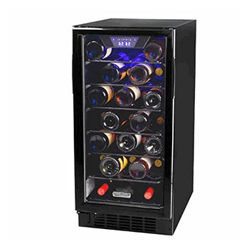 Koldfront-Built-In-Single-Zone-Wine-Cooler