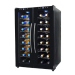 NewAir-AW-320ED-32-Bottle-Dual-Zone-Thermoelectric-Wine-Cooler