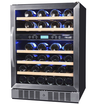 5 Best Wine Coolers Amp Fridges Reviews Amp Guide 2018
