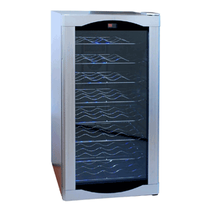 Akdy 32 BTL Electric Wine Cooler Review