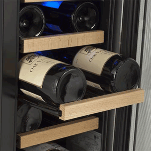 EdgeStar built-in 18 bottle wine cooler