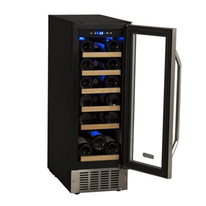 EdgeStar built-in 18 bottle wine cooler review