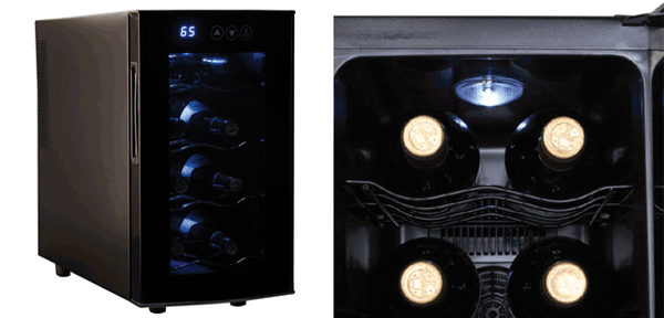 Haier 6-Bottle Wine Cellar Review