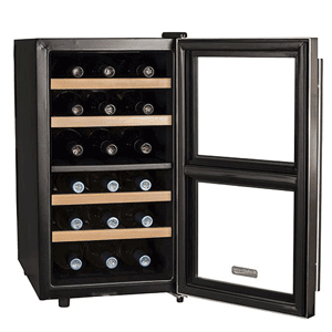 Koldfront 18 Bottle Dual Zone Wine Cooler Review