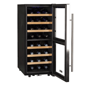 Koldfront 24 Bottle Single Zone Wine Cooler Review
