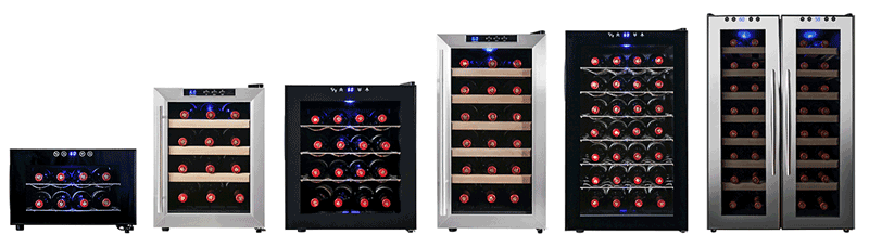 Types of Wine Coolers
