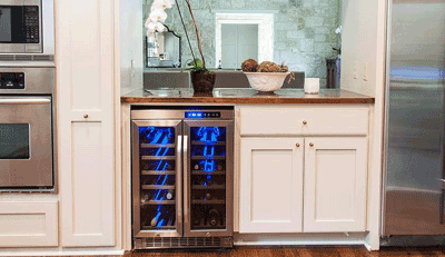 edgestar wine cooler reviews