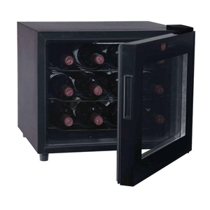 New - 12-Bottle-Wine-Cooler