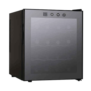 New - Haier-HVTM16ABB-16-Bottle-Wine-Cellar-with-Electronic-Controls
